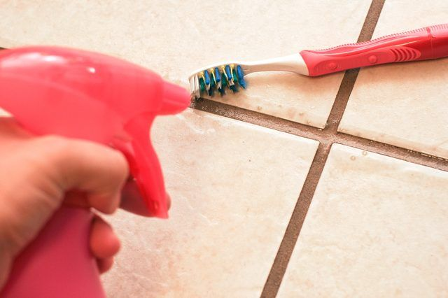 how to keep ceramic tiles clean