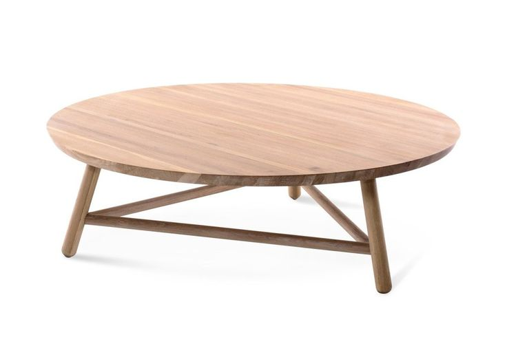 Linear Tri Base Coffee Table