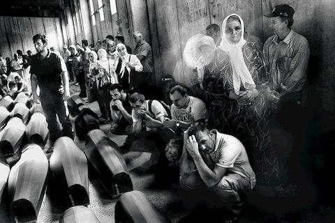 On July 11, 2012, the 17th anniversary of the Srebrenica massacre, the remains of 520 victims were buried.