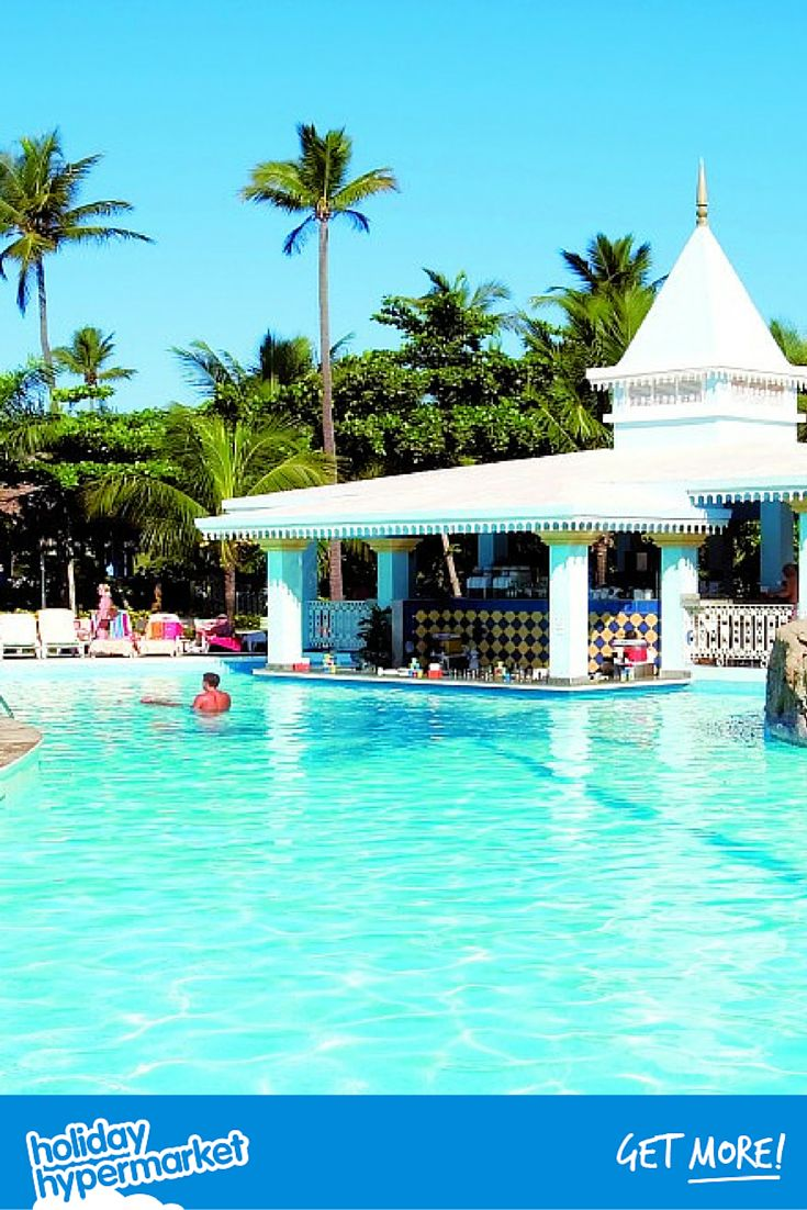 Hands up who wants to be in the Caribbean now? Well grab this deal for just £734pp for 14 nights All Inclusive