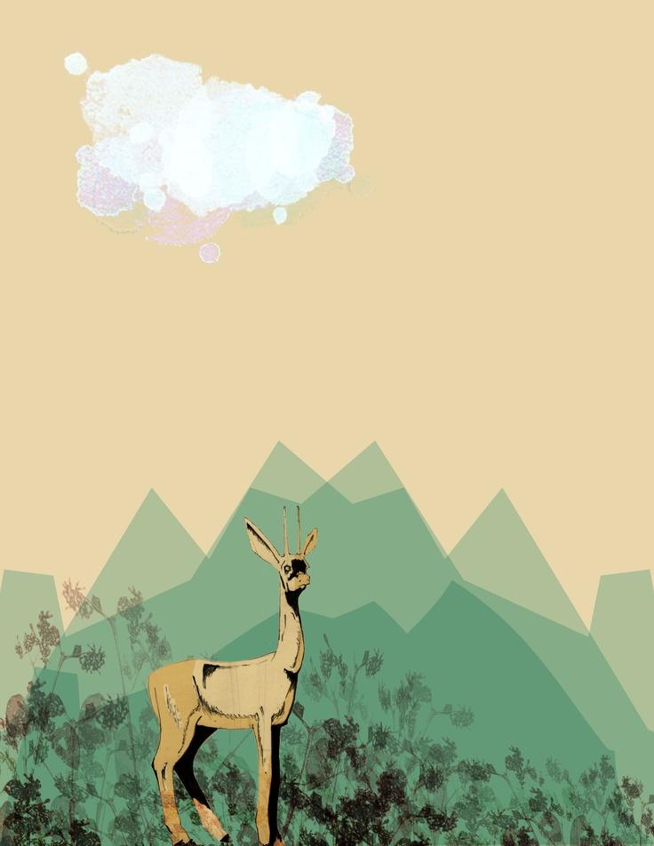 I deer