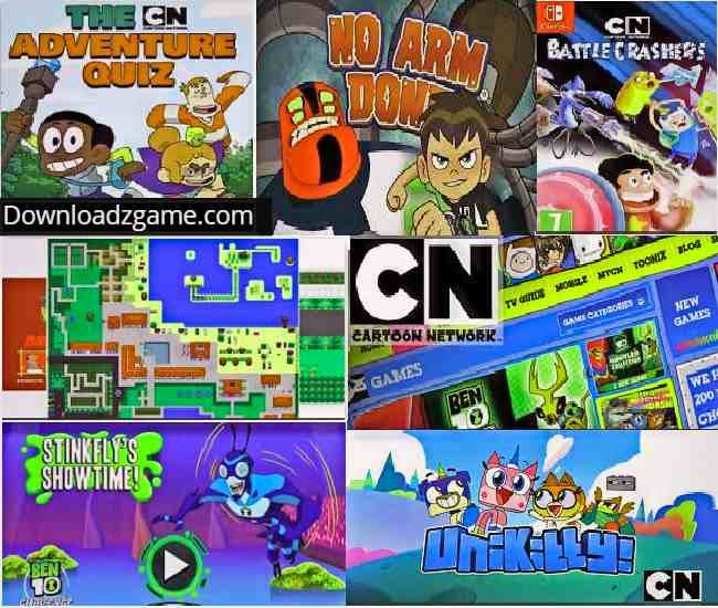 Download Cartoon Network Games The Best Ever Platform For Cartoon Games Is A Cartoon Network Here We Provide Dif Cartoon Network Download Games Cartoon Games