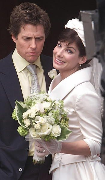 Hugh Grant & Sandra Bullock :) love them both... really do