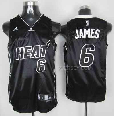 http://www.xjersey.com/heat-6-james-black-black-number-jerseys.html HEAT 6 JAMES BLACK BLACK NUMBER JERSEYS Only $34.00 , Free Shipping!