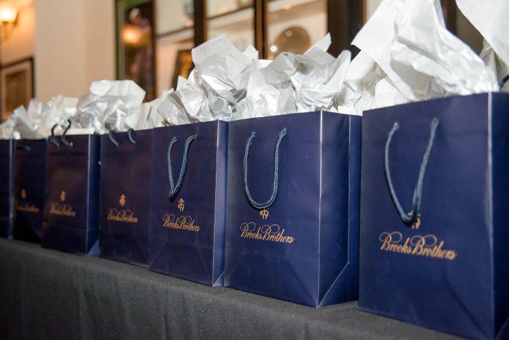 Diamond Wedding Gift Ideas: Denim & Diamonds - Gift Bags