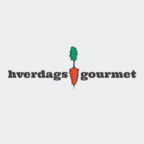 hverdagsgourmet #logo #design   #brandrocket