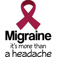 Migraine Awareness   Ribbons Of Awareness T-shirts and Gifts - I Agree - Some Headaches NEVER Seem To Go Away - (JL)