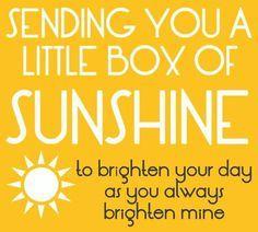good morning love quotes sunshine