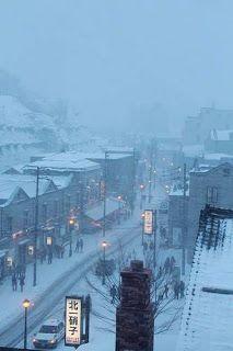 Otaru Hokkaido, Japan (Best Honeymoon Destinations In Asia) | BestHoneymoonDestinationss.blogspot.com