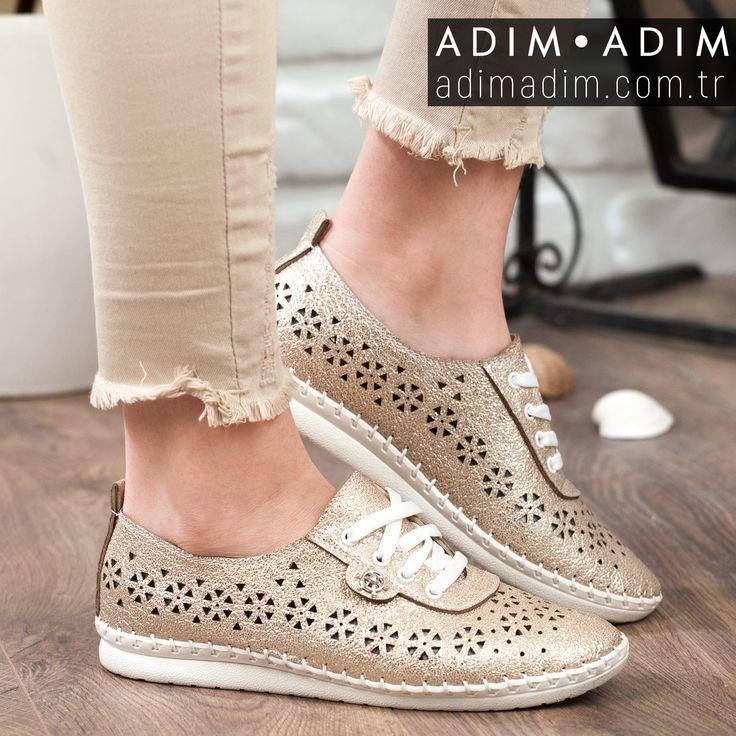 Kadin Gunluk Ayakkabi Fiyat 59 99 Tl Numara 3 Zapatos2020 Casual Shoes Women Flats Casual Shoes Women Nike Fashion Shoes