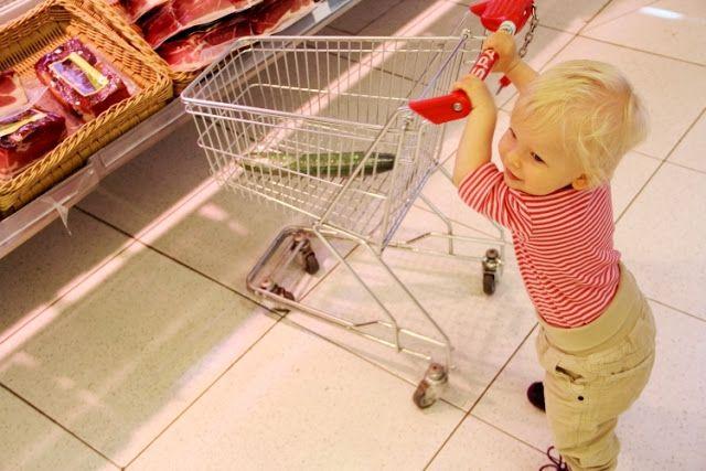 Montessori in Supermarket