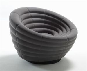 Blow by Foersom & Hiort-Lorenzen :Made of polyurethane foam #Chair #Blow_Lounge_Chair #Foersom #Hiort_Lorenzein by debbie
