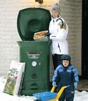 year round composting!