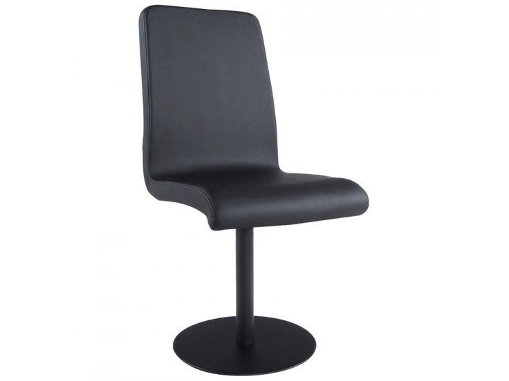 Krzeslo Stanford czarne — Krzesła Kokoon Design — sfmeble.pl