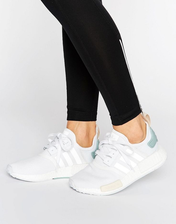 Buy it now. adidas Originals Off White NMD R1 Trainers - White. Trainers by Adidas, Textile upper, Lace-up fastening, Shaped cuff, Pull tab, Branding to back, Chunky sole, Moulded tread, Wipe with a damp cloth, 100% Textile Upper. ABOUT ADIDAS Founded more than 60 years ago, Adidas is one of the most iconic streetwear brands in the world. Its unparalleled ability to fuse fashion and function is evident in its sleek trainers in featherweight constructions, classic hi-tops, cool jersey…
