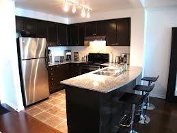 small modern condo kitchen designs - Google Search