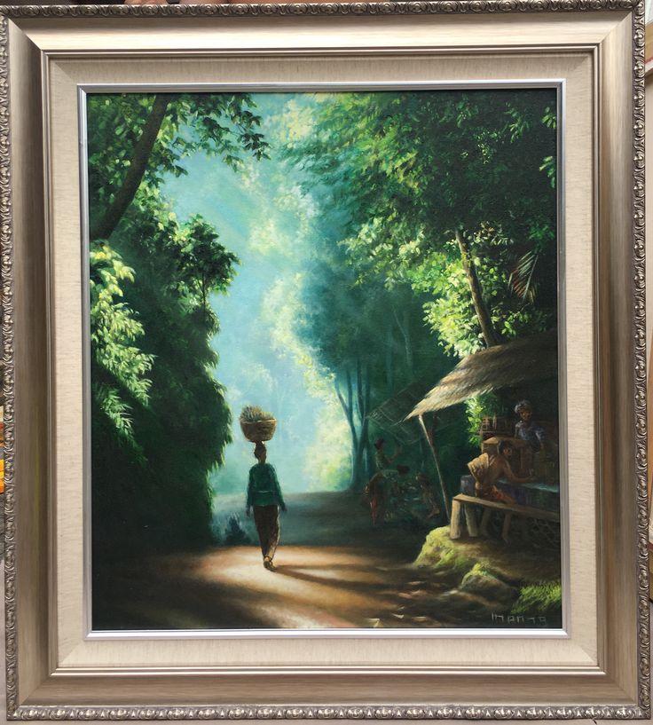 Realis painting bali @bulan ayu painting gallery Contact Person: tlp: +62361296904|whatsup: +6289690470730|bbm: 5B917FAC|email: bulanayupainting@gmail.com/bulanayupainting@yahoo.com address: Jl.Raya Batu Bulan no.98,gianyar-Bali