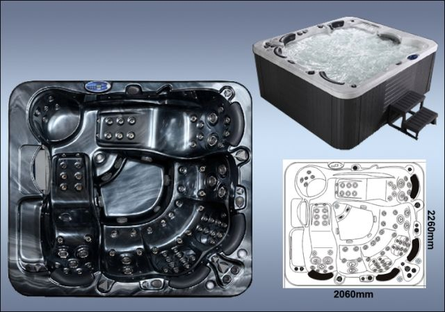 Emperor products page of Hot tub inhttp://www.hottubsuppliers.com/