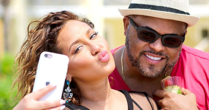 Adrienne Bailon vacationed in Tulum, Mexico, with her new man, Israel Houghton — see the exclusive pic!