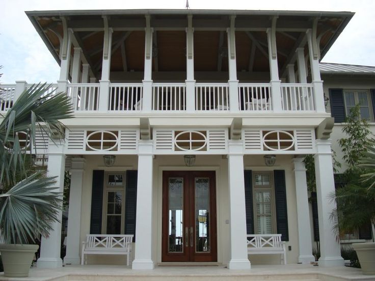 35 best architecture british west indies images on for Caribbean house designs