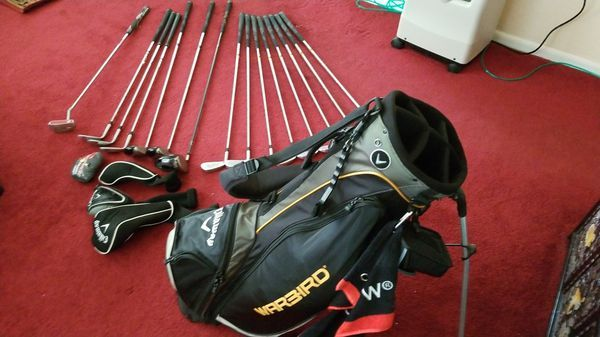 30+ Callaway golf warbird set ideas