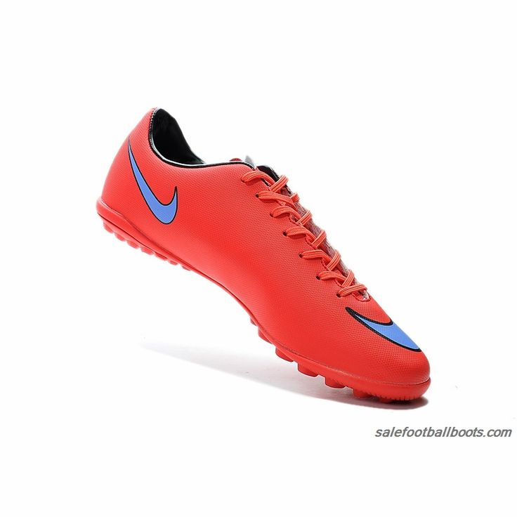 Nike Mercurial Victory V TF Bright Crimson Persian Violet $61.99