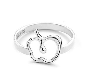 Tiffany  Co Outlet Apple Ring. Perfect teacher gift!