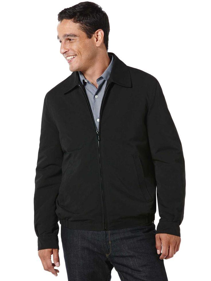 #FashionVault #perry ellis #Men #Jackets & Coats - Check this : Perry Ellis Tall Microfiber Golf Jacket for $129.99 USD