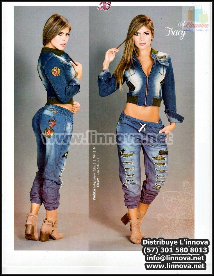 150519 - Catalogos de Ropa Colombia / Jeans