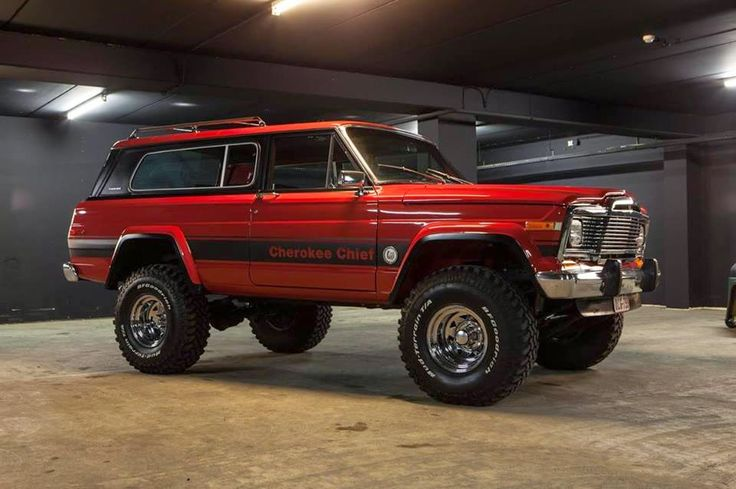 Off Road & 4x4 Images/Videos: Jeep Grand Wagoneer