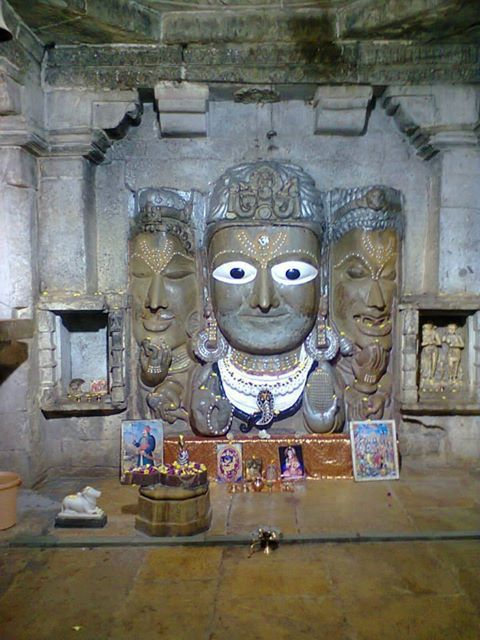 Very Old Shiva Temple In Gujrat India