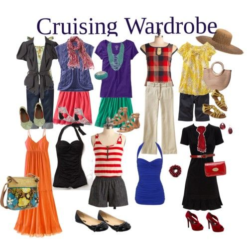 7-Day Cruise Wardrobe | ... them find affordable outfits to wear on a 7 day cruise these outfits