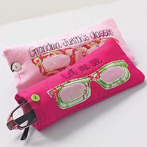 Bolsa para los lentes