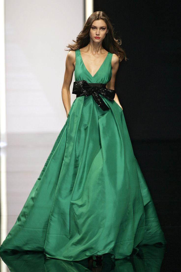80 best ** ELIE SAAB ** images on Pinterest | Elie saab couture ...