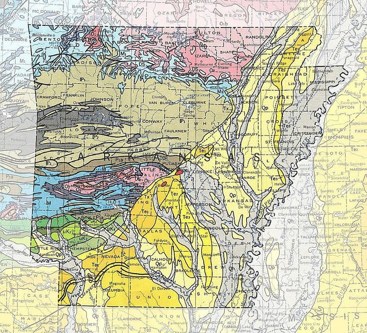 Best State Maps Ive Been Too Images On Pinterest States - Us map from texarkana to grand canyon