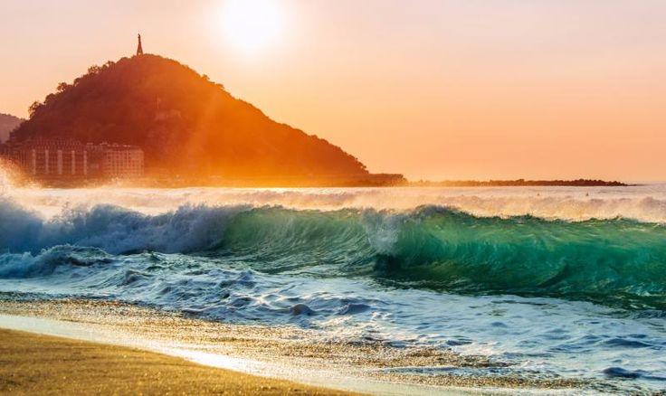 Vamos a conseguir que te enamores y vengas a visitarnos. #Donostia #Turismo
