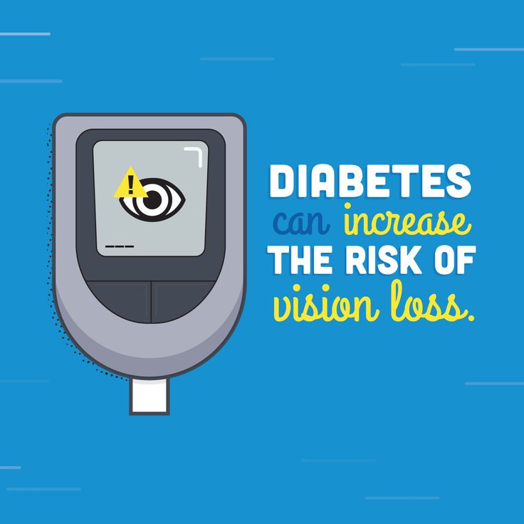 To mark National Diabetes Month, schedule your comprehensive eye exam to ensure that you're not at risk of vision loss! #ZionsvilleEyecare