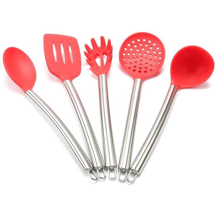 1000 Ideas About Kitchen Tools Utensils On Pinterest Silicone Kitchen Utensils Kitchen