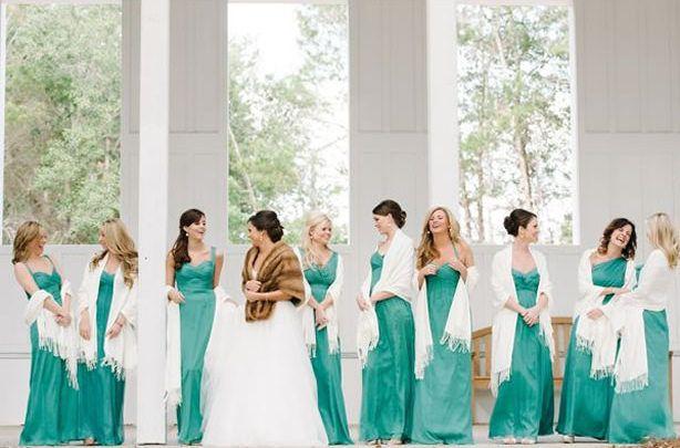 22 best Bridesmaid dresses images on Pinterest | Bridal gowns ...