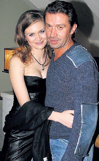Маша  с  отцом. Маша МАШКОВА, Владимир МАШКОВ. Фото: «PhotoXPress»