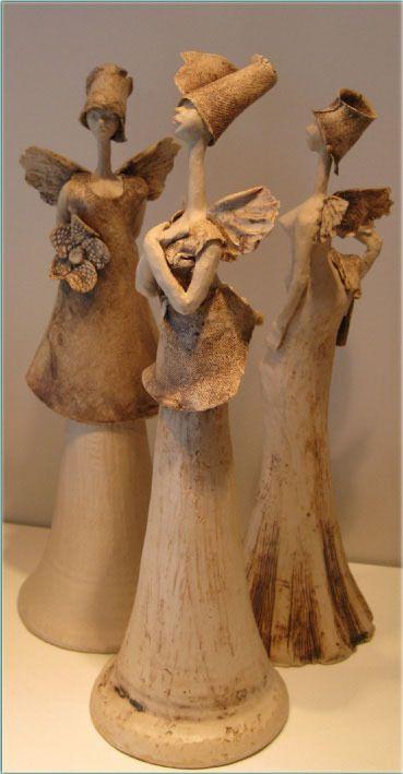 Div. | Keramikk-Kopp-Krukke-Mugge-Fat-Vase-Skål-Lysestake-Keramikkengler-Figur-pottemaker-Leire-Ceramic-pottery-clay