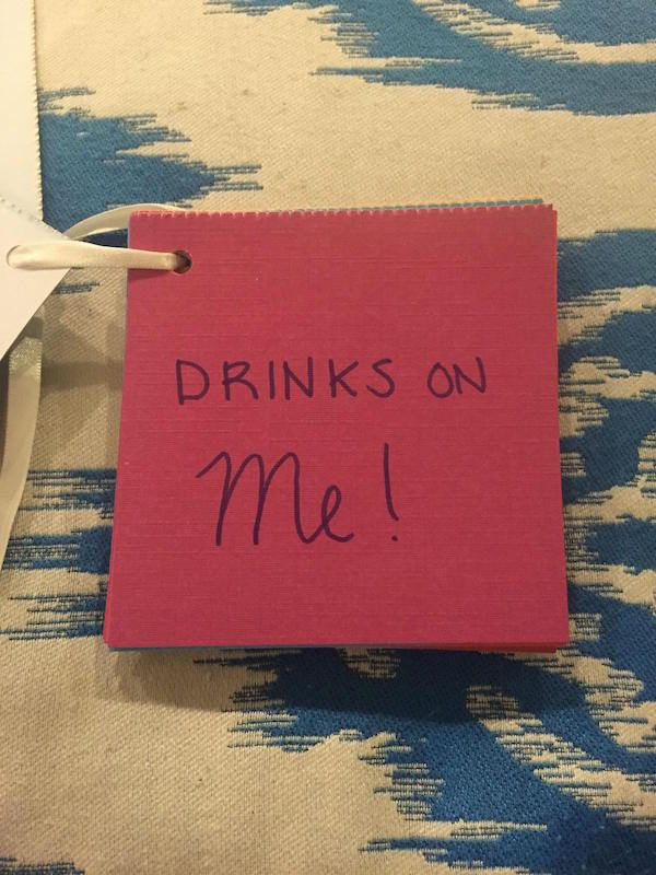 Girlfriend Makes 'Dirty Coupons' For Her Boyfriend To Use As He Pleases (Photos)