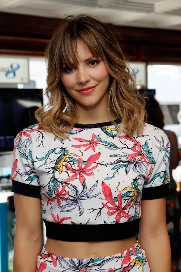 Katharine McPhee Landed Scorpion Role Two Days Before Production | OK! Magazine