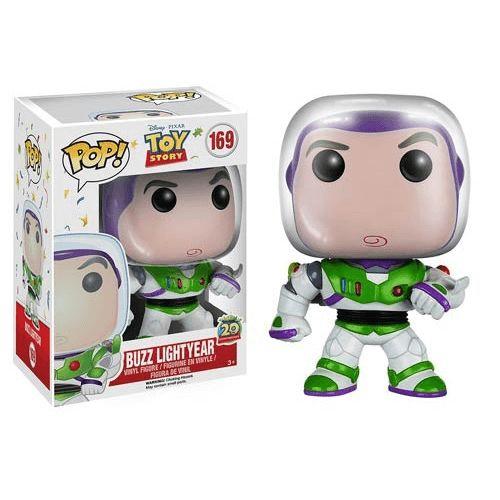 Figurine Pop! Disney Toy Story Buzz l'éclair