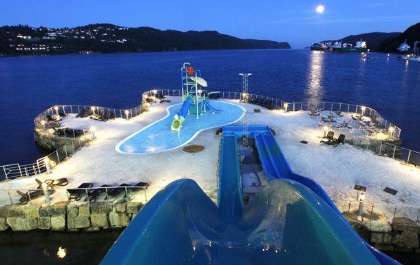Sørlandsbadet, Norway