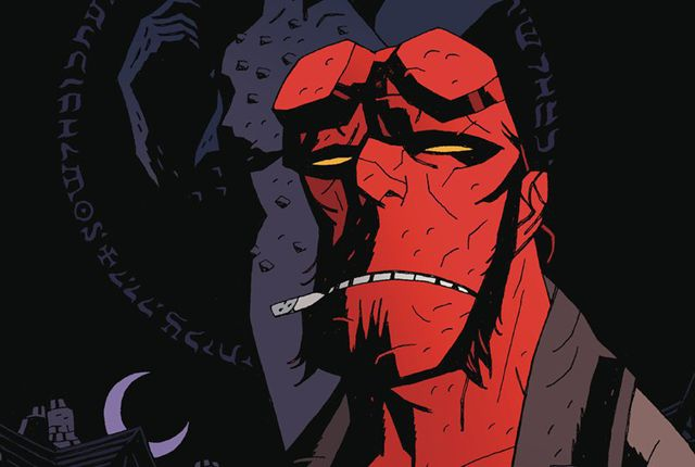 Our Interview with Hellboy Creator Mike Mignola | Mental Floss