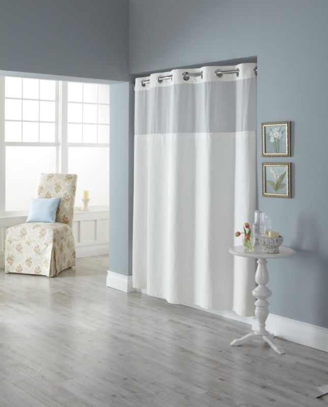 1000 Ideas About Hookless Shower Curtain On Pinterest Hospitality Supplies Shower Curtains
