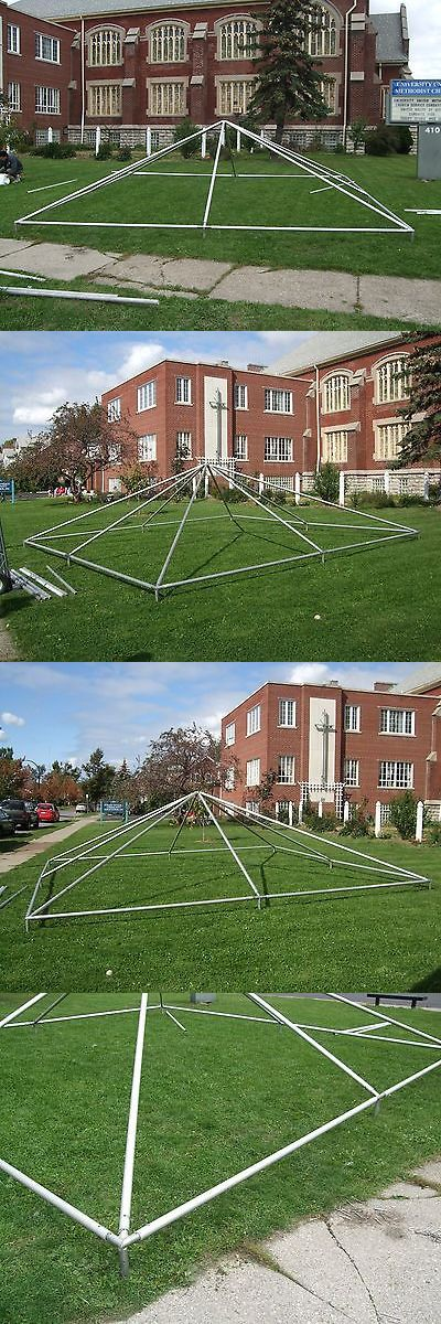 Other Play Tents and Tunnels 11744: 20 X 20 Replacement Frame Only West Coast Frame Tent Tentandtable Awning -> BUY IT NOW ONLY: $1499.99 on eBay!