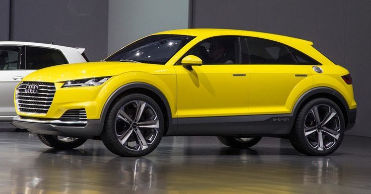 Cool Audi 2017: Audi Q4 Will be Produced In Hungary, Q8 In Slovakia #Audi #Audi_Q4...  Carscoops