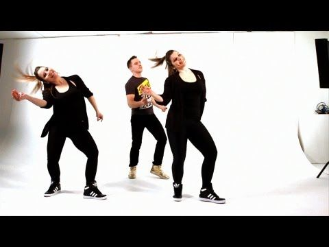 ▶ 3 Easy Dance Moves | Dancing for Beginners - YouTube